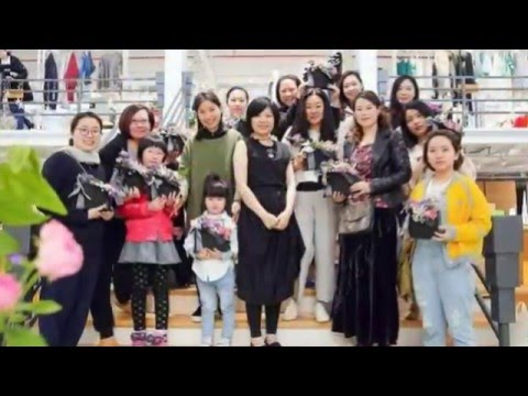 【Flower Party-上海國際時尚中心分享會】