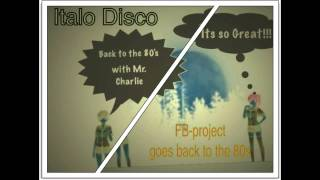 Mister Charlie No 16 - Italo Disco side A
