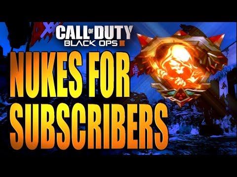 DooM Fifakill does nukes for subs!!! BLACK OPS 3 PUBS!
