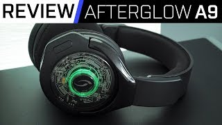 AFTERGLOW AG9 Wireless Headset REVIEW / UNBOXING