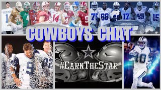 COWBOYS CHAT: 2018 Draft Class Stats; Tavon Austin At RB? TE Free Agent Released; NFL News & More!!!