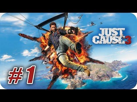 Just Cause 3 - Gameplay Español - Capitulo 1 - Bienvenido a Casa
