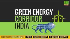 GREEN ENERGY CORRIDOR India