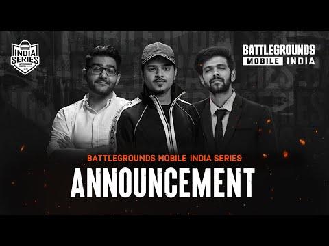 BATTLEGROUNDS MOBILE INDIA SERIES 2021 Announcement | ft. 8Bit Thug, Ocean Sharma, The Experiment