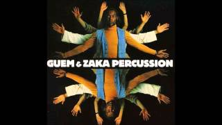 Guem & Zaka Percussion   le serpent
