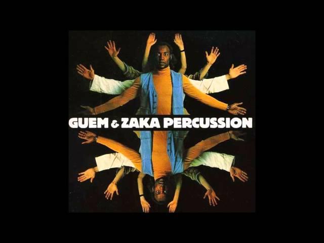 Guem & Zaka Percussion   le serpent