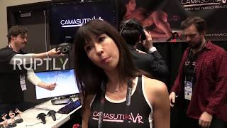 USA: Now you can have Virtual Reality sex with your favourite porn star!