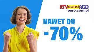 Telewizor LG i odkurzacz iRobot - spot promocyjny - RTV EURO AGD