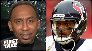 Stephen A. reacts to reports of the Texans ignoring Deshaun Watson | First Take
