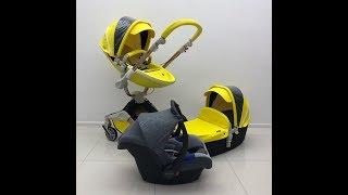 Обзор коляски Hot mom на 360 градусов 2018 года