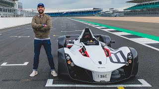 BAC MONO First Drive Review Of One Of The Most Unique Cars In The World