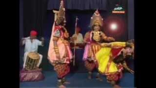 yakshagana  ವೀರ ವೃಷಸೇನ