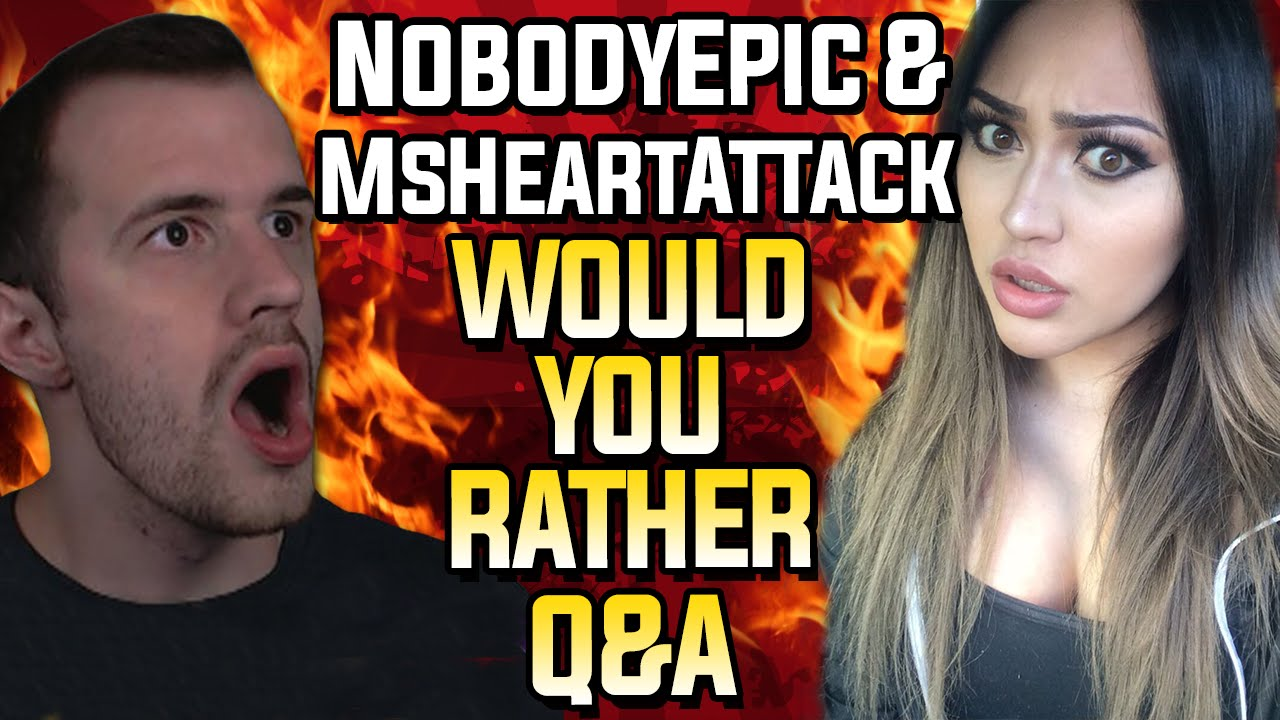Nobodyepic Msheartattack Would You Rather Qa Download And Play