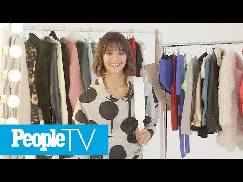 Can Nina Dobrev Go From Workout Clothes To Street Style In 90 Seconds?  PeopleTV