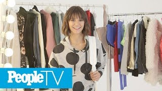 Can Nina Dobrev Go From Workout Clothes To Street Style In 90 Seconds? | PeopleTV