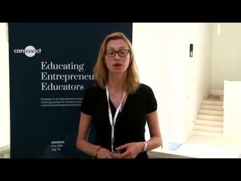 Cultural Entrepreneurship (process, behavior and awareness) - Marilena Vecco - Coneeect Lisbon