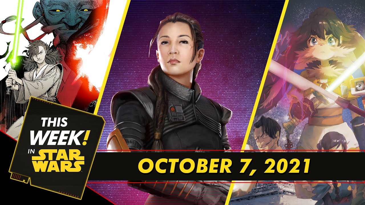 Fennec Shand Joins Galaxy of Heroes, Star Wars Reads, and More!