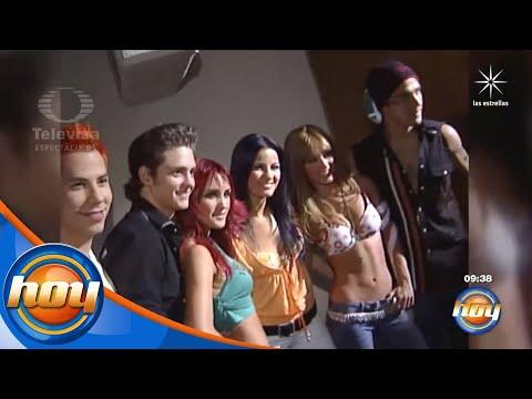 RBD vuelve a las pantallas de Televisa con el concierto 'Ser o parecer' | Programa Hoy