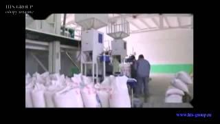 Комплекс для взвешивания и упаковки риса(www.hts-group.ru Фасовочно-весовое оборудование. Используется для взвешивания и упаковки гранулированных продукт..., 2015-07-30T11:26:19.000Z)