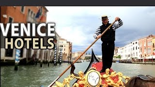 Best luxury hotels in Venice Italy: Hotel Cipriani