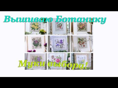 Мой новый проект: Ботаника! Муки выбора.