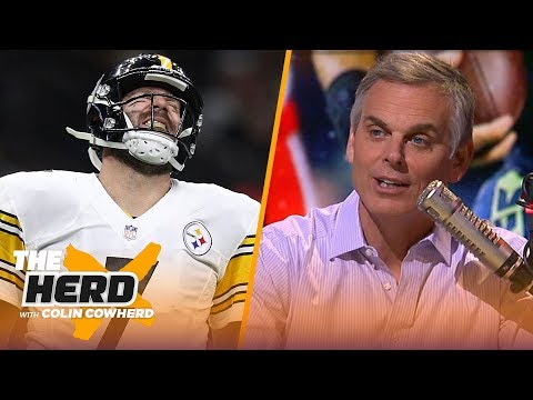 Colin Cowherd says Russell Wilson outplayed Pat Mahomes, talks Steelers' struggles | NFL | THE HERD
