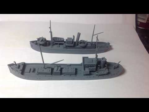 Warlord Games Cruel Seas, A Guide to Painting the Merchant Tanker