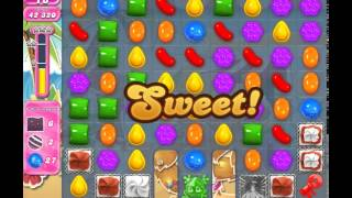Candy Crush Saga Level 904 (No booster, 3 Stars)