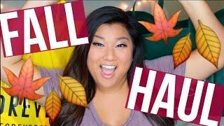 Huge Fall Haul | Forever 21, Lulus, Brandy Melville + More!!