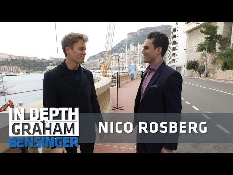 Nico Rosberg: Tour of Monaco Grand Prix
