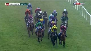 Potters Corner wins the Welsh Grand National for Wales
