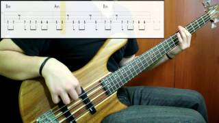 Jeff Lynne's ELO - One Step At A Time (Bass Only) (Play Along Tabs In Video)