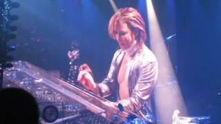 X Japan Wembley Arena 4th March 2017