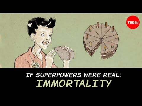 Video image: If superpowers were real: Immortality - Joy Lin