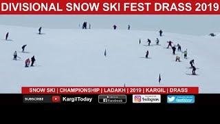 DIVISIONAL | SNOW-SKI | FEST | DRASS | 2019 | KARGIL TODAY