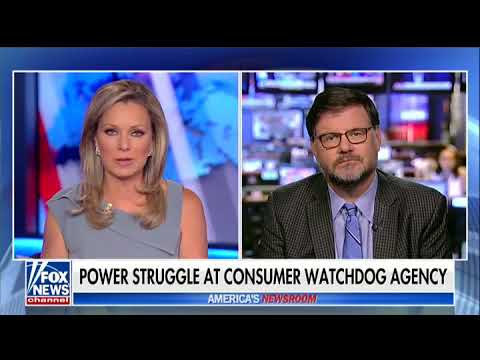 Jonah Goldberg: CFPB 'is a Hate Crime Against the Constitution'