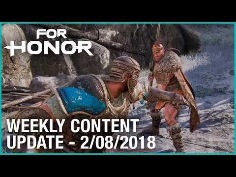 For Honor: Week 2/08/2018 | Weekly Content Update | Ubisoft [US]