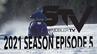 Snowmobiler TV 2021 - Episode 5