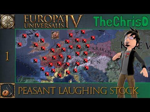 EU4: Third Rome – 🤣 Laughingstock of Hemmingstedt 1