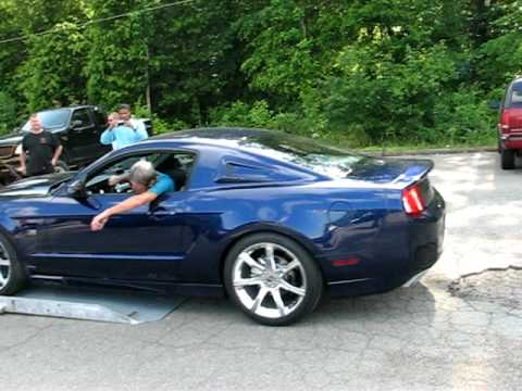 2010 s281 sc saleen mustang at bill talley ford in richmond va youtube. Black Bedroom Furniture Sets. Home Design Ideas