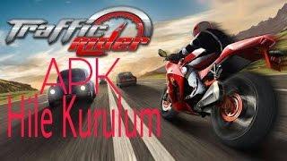 Traffic Rider Para Hile Apk Kurulum(Lucky Patcher+ZArchiver)