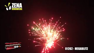Megablitz ZENA Vuurwerk (nieuw 2015)