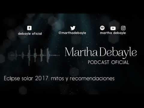 Eclipse solar 2017: mitos y recomendaciones| Martha Debayle