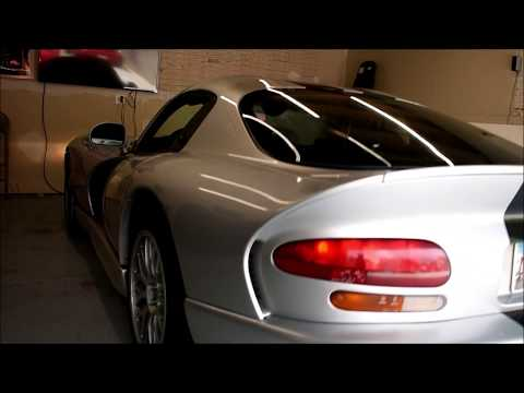 1999 Dodge Viper Acr Start Up Exhaust Youtube