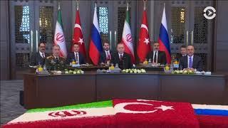 Сирия – место столкновения интересов сверхдержав