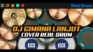 Download DJ GIMANA LANJUT X YALAN TIK-TOK VIRAL | COVER REAL DRUM