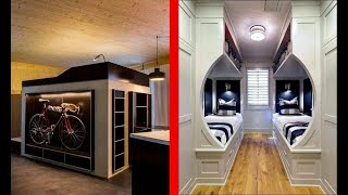 INCREDIBLE BedRooms In Small Spaces │Space Saving Furniture !
