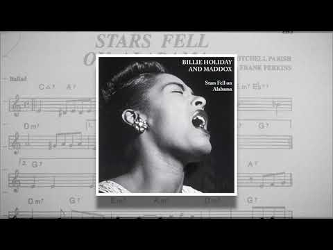 Billie Holiday - Stars Fell On Alabama (MADDOX Bootleg)