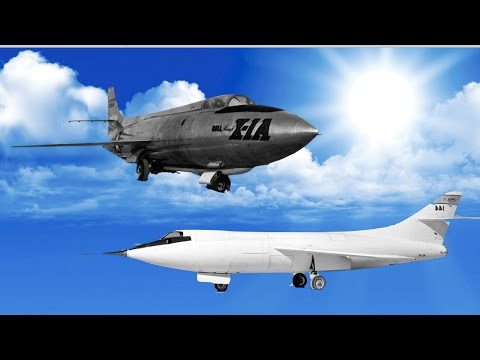 Ego vs. Ego: The Race for Mach 2