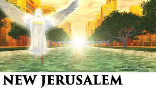 #4 New Jerusalem,Revelation 21/22,What does Heaven look like? Pictures of New Heaven Earth,Holy City